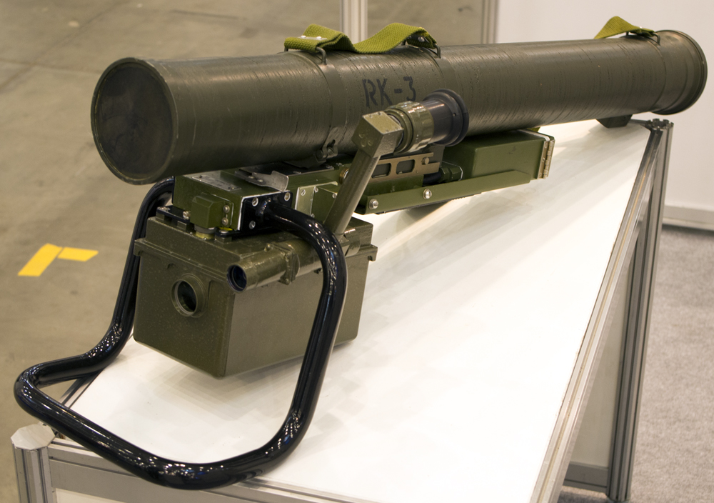 США готовы поставить в Эстонию 350 противотанковых комплексов - Цензор.НЕТ 3485